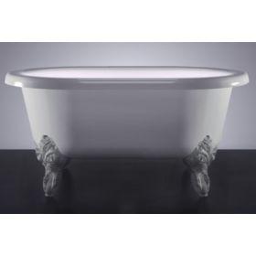 Akmens masės vonia IL-LA 80x42.5 balta su kojomis