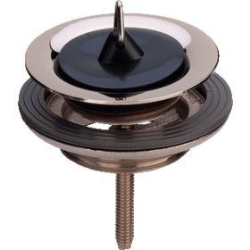 Sifono ventilis praustuvui VIEGA su guminiu kamščiu