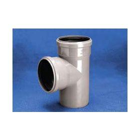 Vidaus kanalizacijos trišakis WAVIN OPTIMA, baltas, d , 32, 88*