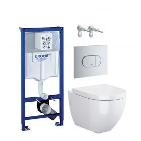Jaukurai WC komplektas Grohe 3in1 su Opoczno Urban Harmony