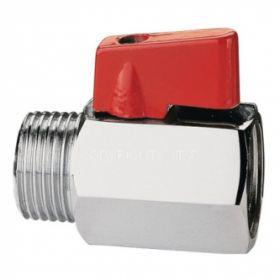 Rutulinis ventilis ITAP MINI, d 1/2'', vidus-išorė