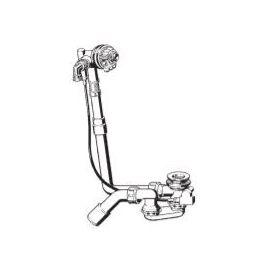 Jaukurai Viega vonios sifonas