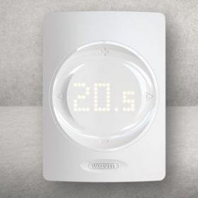 Šildomų grindų automatika Wavin Sentio, belaidis termostatas RT-250