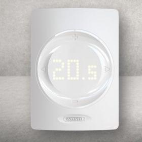 Šildomų grindų automatika Wavin Sentio, belaidis termostatas IR (su infraraudonųjų spindulių akute) RT-250IR