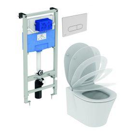 Jaukurai Ideal WC komplektas