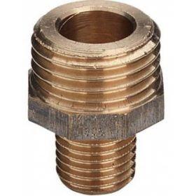 Bronzinis pereinamas sujungimas VIEGA, d 1, /2''-3/4'', išorė-išorė