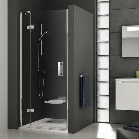 Varstomos dušo durys Ravak SmartLine, SMSD2-90, (A) L chromas+stiklas Transparent