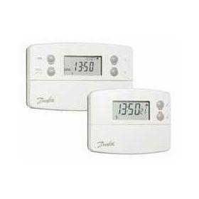 Programuojamas patalpos termostatas Danfoss TP5001, laidinis