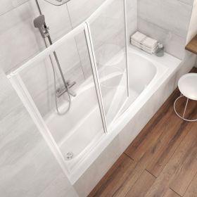 Stačiakampė vonia Ravak Vanda II, 160x70