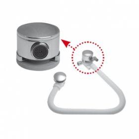 Vonios sifonas Ravak, CLICK-CLACK užpildantis vonią vandeniu