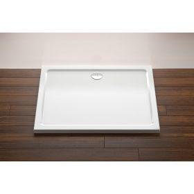 Akrilinis dušo padėklas Ravak Gigant, 100x80 LA baltas