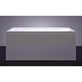 Akmens masės vonia Vispool Viana, 160x70 balta