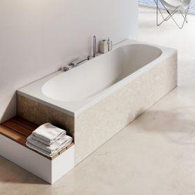Stačiakampė vonia Ravak City, Slim 180x80