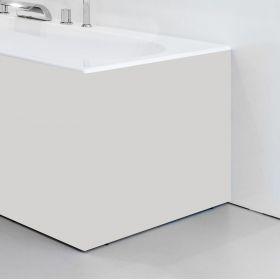 Apdailos plokštė voniai Ravak City/City Slim, šoninė, 80 R balta