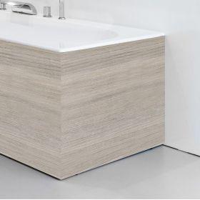 Apdailos plokštė voniai Ravak City/City Slim, šoninė, 80 R satino mediena