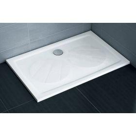 Lietas dušo padėklas Ravak Gigant Pro, 120x90 baltas