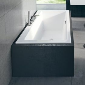 Akrilinė vonia Ravak Formy 01 Slim, 180 x 80 sniego baltumo