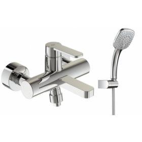 Vonios maišytuvas Ideal Standard, Gio, su dušo komplektu