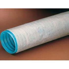 Drenažo vamzdis su geotekstilės filtru, d 113-126 (kaina už 1 m)
