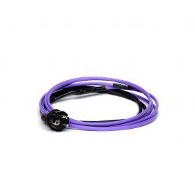 Elektrinio šildymo kabelis ComfortHeat PipeHeat-10, 1 m