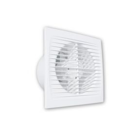 Ištraukiamasis vonios kambario ventiliatorius Tecnosystemi, Open