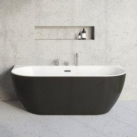 Akrilinė vonia Ravak Freedom W, 1660x800 juoda