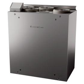 Rekuperatorius SystemAir Save, vertikalus, rotacinis, VTR 150, 500W, dešininis