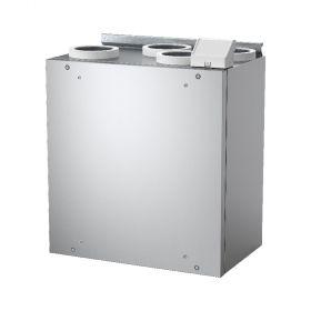 Rekuperatorius SystemAir Save, vertikalus, rotacinis, VTR 150, 1000W, kairinis