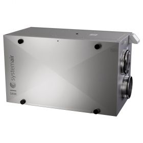 Rekuperatorius SystemAir Save, lubinis, rotacinis, VSR500