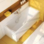 Stačiakampė vonia Ravak Classic, 140x70