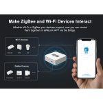 Sąsaja tarp ZigBee ir Wi-Fi įrenginių Sonoff ZigBee Bridge