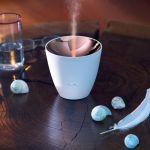 Oro aromatizatorius Stadler Form Zoe, baltas