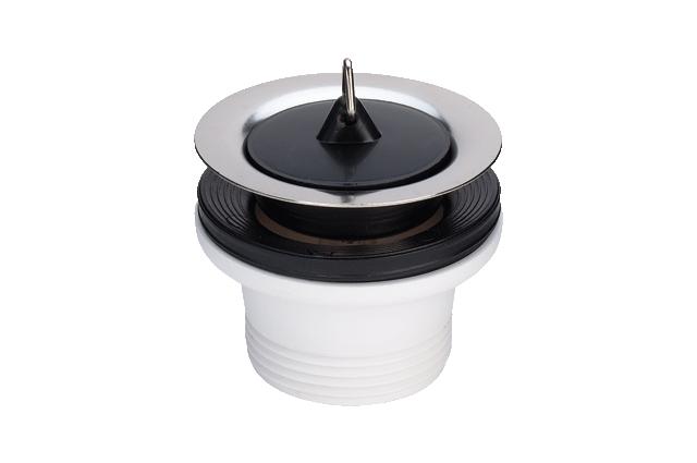 Sifono ventilis VIEGA su kamsčiu 1''1/4x70