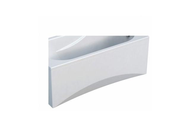 Vonios apdaila MITO RED, 170 cm, priekinė