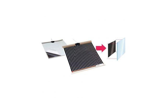 Folija veidrodžių šildymui COMFORT HEAT CAHF-50 524×519 50W