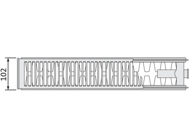 Jaukurai Purmo Ventil Compact CV22
