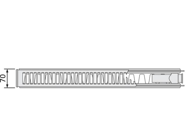 Jaukurai Purmo Ventil Compact CV21s