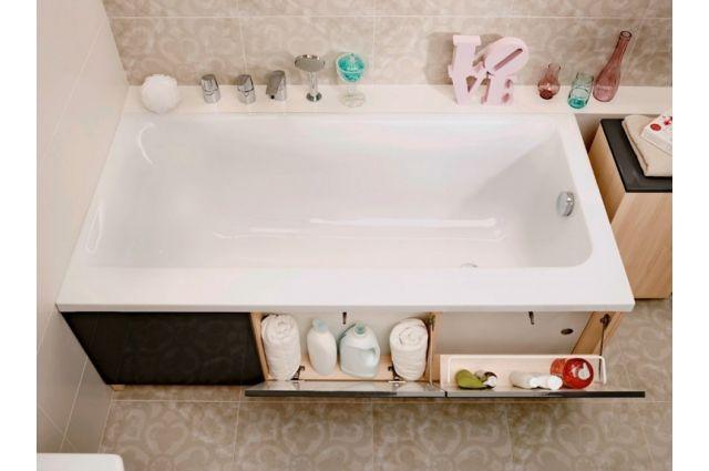 Vonios apdaila spintelė Cersanit Smart