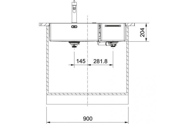 Jaukurai Franke Center Box