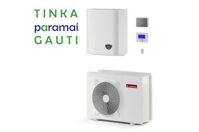 Jaukurai Ariston Nimbus Plus S Net
