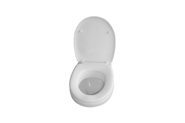 WC dangtis Cersanit, Delfi, duroplast, antibakterinis