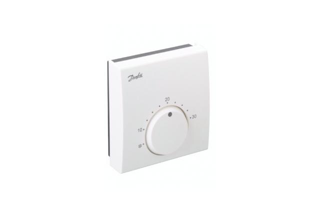 Patalpos termostatas Danfoss FH-WT, standartinis, 24V