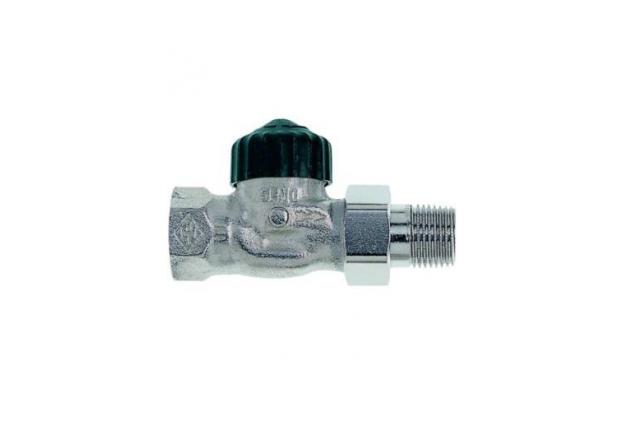 Termostatinis ventilis Heimeier, DT d1/2 tiesus, mažo pasipriešinimo