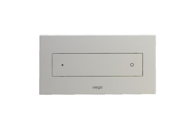 WC klavišas VISIGN FOR STYLE 12 plastic/chrom.veliūr.