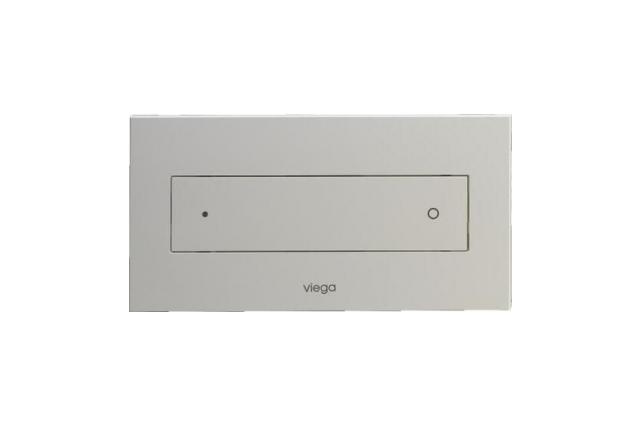 WC klavišas VISIGN FOR STYLE 12 plastic/chrom.
