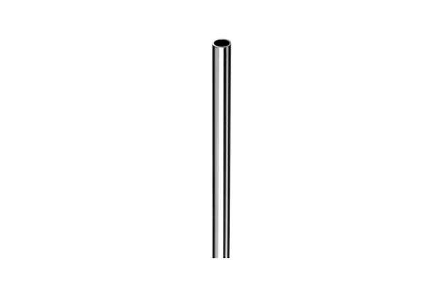 Chromuotas vamzdelis Schell, 30 cm, d 10mm