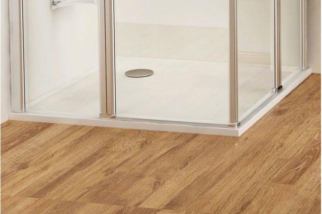 Lietas dušo padėklas Ravak Gigant Pro, 110x80 baltas