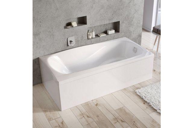 Stačiakampė vonia Ravak XXL, 190x95 N