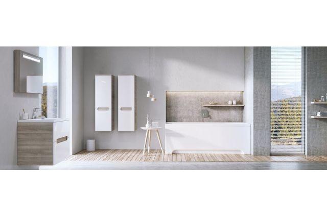 Sieninis maišytuvas Ravak Classic, voniai/dušui CL 022.00/150