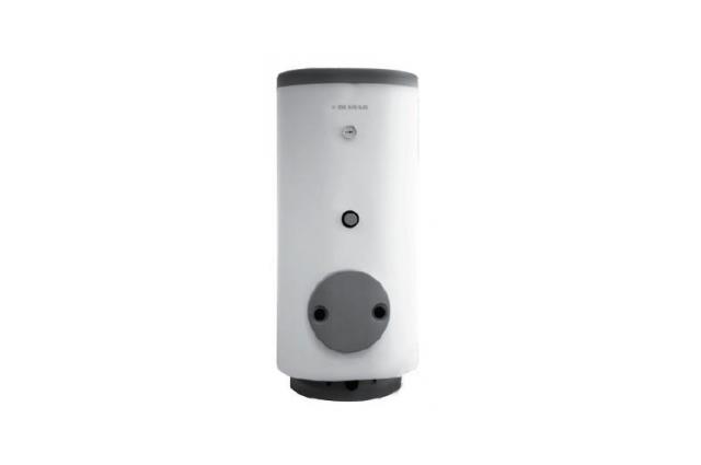 Vandens šildytuvas NIBE-BIAWAR MEGA solar W-E400.82A 400L vertikalus, be teno